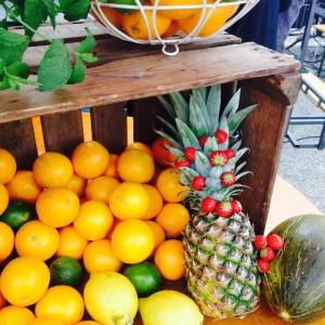 Foodtruck Dames van het Verboden Fruit